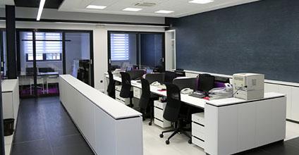 オフィスや店舗・住宅の設計、内装、外装
